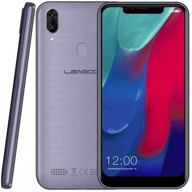 Смартфон LEAGOO M11 (Black)